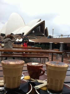 coffee at the opera bar!